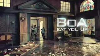 BoA Kwon - Eat You Up (Legendado)