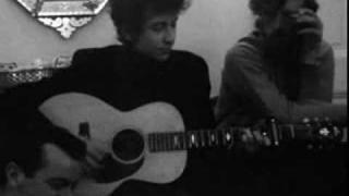 Bob Dylan And Donovan