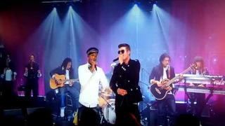 """BoB Ft Robin Thicke """"Nothin on You"""" Live Performance Video"""