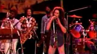 Bob Marley War live