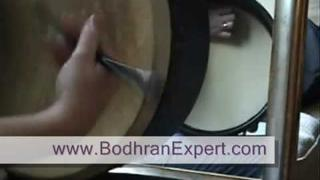*Bodhran Solo* Day 7 Of 7 Rhythms In 7 Days Bodhran Challenge