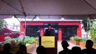 Bon Jovi Opens Charity Restaurant in Red Bank