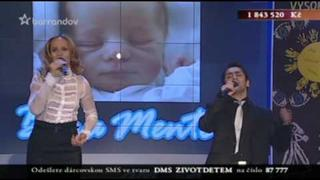 Bona Mente - Písnička Bona Mente, s M. Absolonovou a V. Horváthem