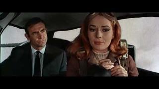 Bond Girl Helga Brandt (Karin Dor) - You Only Live Twice (1967) (HD)