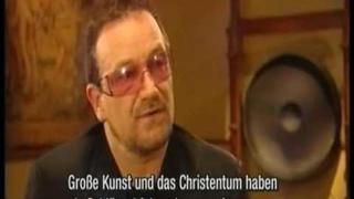 Bono Vox (U2) - Interview 3/9
