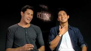 Booboo Stewart & Alex Meraz Talk Twilight: Eclipse
