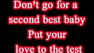 Born This Way / Express Yourself - Ariana Grande [Lyrics] + DL