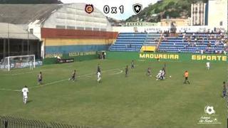 Botafogo 3x0 Madureira - 02/02/2012 - Taça Guanabara de Juniores