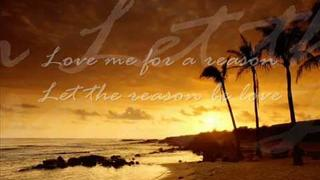 Boyzone - Love Me For A Reason with Lyrics