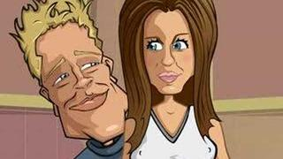 Brad Pitt and Jennifer Aniston Sing Usher s My Boo