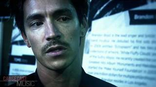 "Brandon Boyd of Incubus ""Music's Role In Social Change"" (INTERVIEW)"