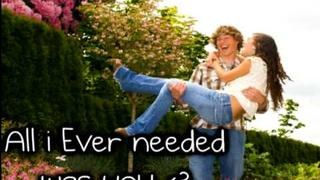 Bret Michaels And Jessica Andrews - All I Ever Needed - Lyrics.