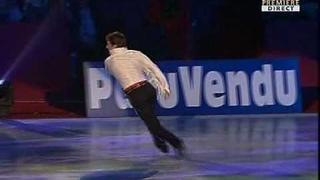 Brian Joubert, Elvis Presley, Bercy 2007
