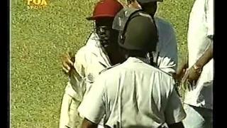 Brian Lara 213 vs Australia 2nd test 1999