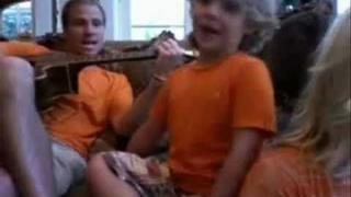 Brian Littrell ♥ Baylee and Leighanne Littrell
