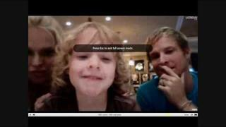 Brian Littrell Live Chat PART 1 - September 16th, 2011