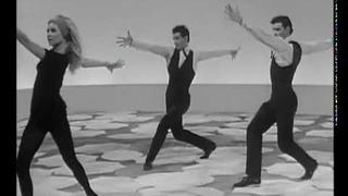 Brigitte Bardot dance