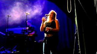 Brit Floyd / Ola Bienkowska - The Great Gig In The Sky - Live Gothenburg 2011 [HD]