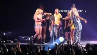 Britney Spears - Atlanta - I Wanna Go - Femme Fatale Tour 2011