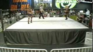 Brooke Adams vs Angel Williams full match plus Backstage Segement