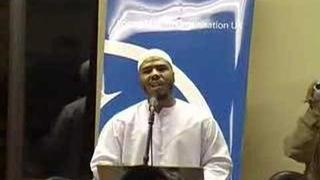 Brother Mutah Beale- Addressing the youth part 2
