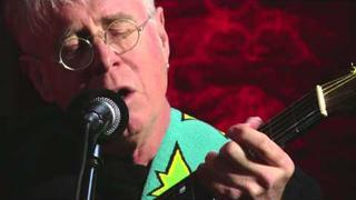"Bruce Cockburn performs ""Iris of the World"" in Studio Q"