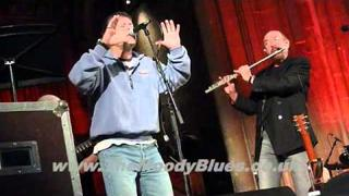 Bruce Dickinson ( Iron Maiden ) + Ian Anderson ( Jethro Tull ) - Canterbury Cathedral 10 Dec 2011