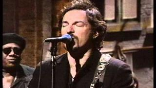 "Bruce Springsteen ""Murder, Incorporated"" 4-5-95"