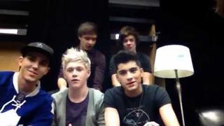 BTR and One Direction! + Real Life Fruit Ninja?!