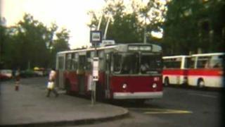 Budapest in 1985 Tram, Bus & Trolleybus