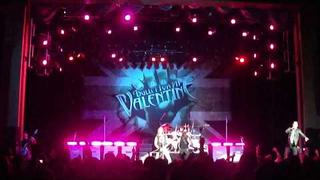 Bullet For My Valentine - Fever with Brandon Saller, Anaheim, CA. 10/11/11