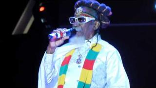 Bunny Wailer Live in Miami 2010