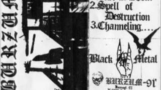 burzum - demo '91 - 01 - lost wisdom