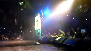 Busta Rhymes with Spliff Star - Live Concert - 2011 Dopler Bratislava