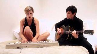 """Butterfly Boucher """"5678!"""" LIVE with Missy Higgins (1 of 10)"""