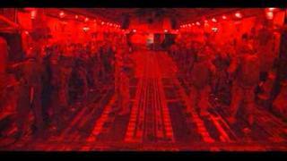 C-17 Airdrop 4 Humvees 50 Paratroopers