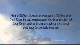 CajsaStina Åkerström & Finn Kalvik - Tröstevisa [m. text] (Benny Andersson)