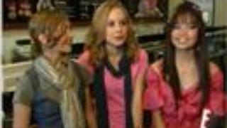 Camp Rock Girls on E!