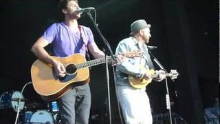 Canaan Smith and Kristian Bush - We Got Us - Denver, CO 8/19/11