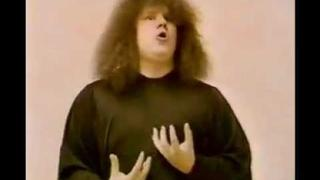 "Candlemass - ""Mirror Mirror"" Official Video HQ (1988)"