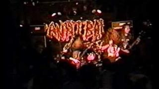 Cannibal Corpse - HAMMER SMASHED FACE 1994