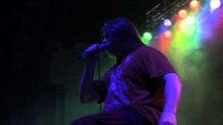 "Cannibal Corpse ""Unleashing The Bloodthirsty"" live at Scion Fest 2010"