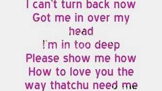 Can't Turn Back - Tynisha Keli (w/ lyrics)