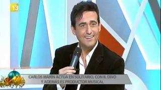 Carlos Marin entrevista Canal TV13 (spain).mov
