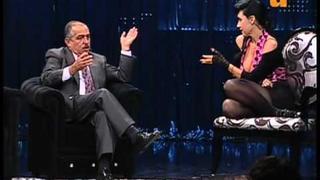 Carlos Marín es entrevistado por susana zabaleta (DOBLE SENTIDO) 2011.