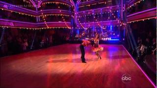 Carlos Santana - Maria Maria - DWTS 2012 (Latin Night)
