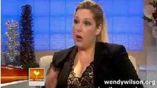 Carnie Wilson interview - 11 Dec 2007