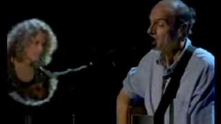 Carole King & James Taylor - Up On the Roof (Live)