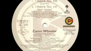 Caron Wheeler - I Adore You (Danny Tenaglia Club Mix).wmv