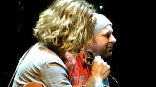 Casey James (american idol) and Kristian Bush (Sugarland) HOLD ON written in sioux city, ia